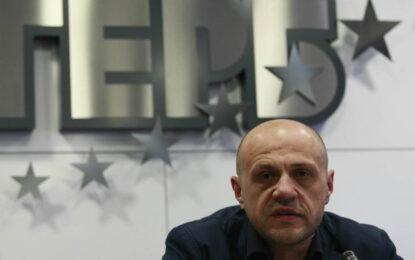 Томислав Дончев вещае ужасяваща загуба на европари