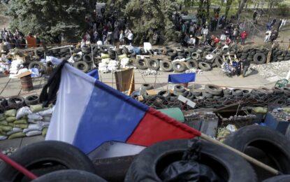 Източна Украйна пламна – Киев щурмува