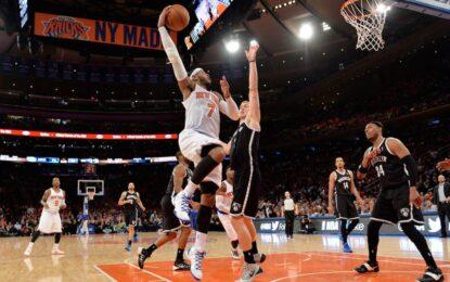 """Избрано от НБА: """"Никс"""" възкръснаха и спечелиха битката за Ню Йорк"""