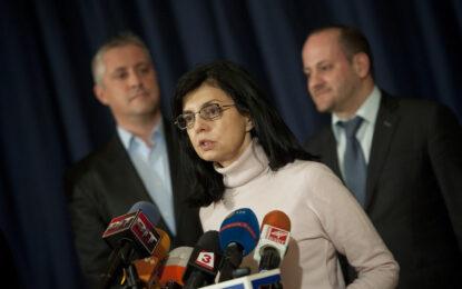 """Кунева: Управляващите смятат, че все още живеем зад """"желязната завеса"""""""