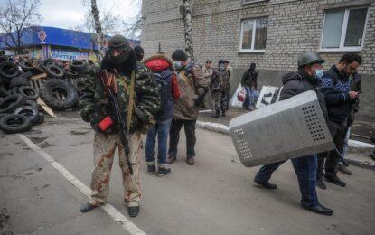 Размириците в Украйна продължават