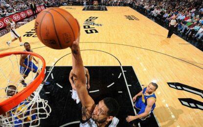 """Избрано от НБА: """"Спърс"""" грабнаха рекордна 19-а поредна победа"""