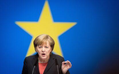 Меркел: Никой да не се съмнява, че Европа е готова на по-строги санкции