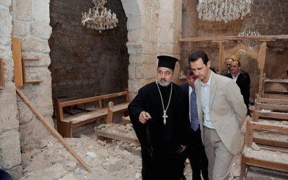 Президентски избори в Сирия на 3 юни