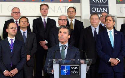 НАТО прекрати сътрудничество си с Русия