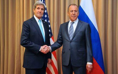 Путин и Кери обсъждат Украйна, Сирия и Иран