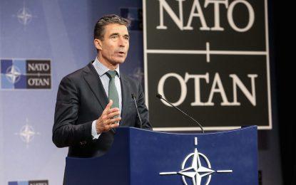 Расмусен: Москва гледа на НАТО като на враг