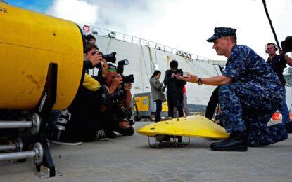 Китайски кораб долови сигнал по време на търсенето на MH370