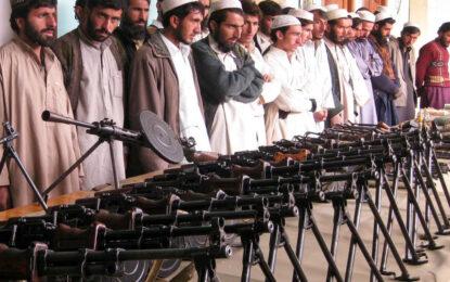 Индия въоръжава Афганистан с помощта на Русия