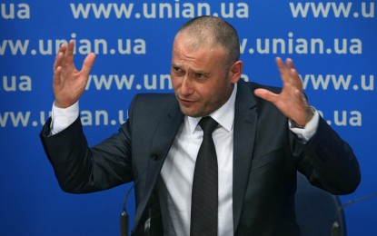 """Лидерът на """"Десен сектор"""" стана съветник на властите в Киев"""