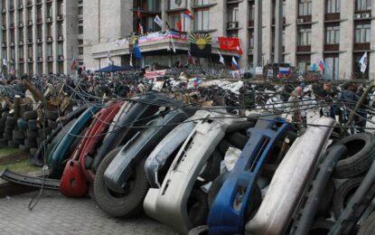 Киев щурмува в Източна Украйна на 2 май