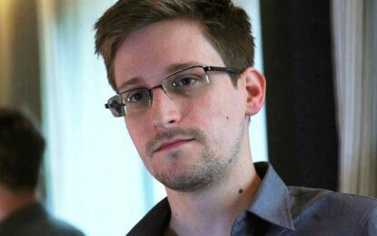 Правозащитници започнаха петиция за помилване на Едуард Сноудън