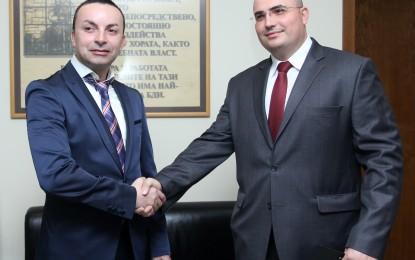 Петър Белчев оглави Софийската районна прокуратура