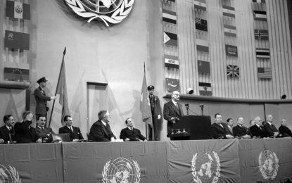 Обединението на Европа започна в името на мира