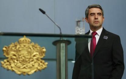 Президентът призова да гласуваме доверие на Европа
