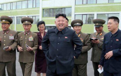 Номер 2 в Северна Корея се раздели с поста си