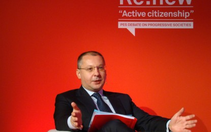 Френските социалисти не искат Станишев за лидер на ПЕС