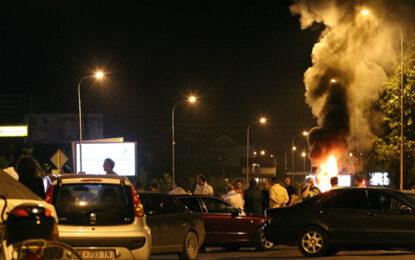 Убийство предизвика етнически протести в Скопие