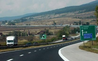 """Нов мост над """"Тракия"""" ще пести 20 км път"""