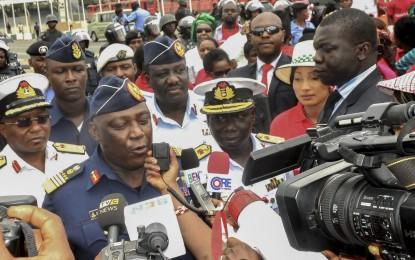 Нигерия знае къде са отвлечените момичета (обновена)