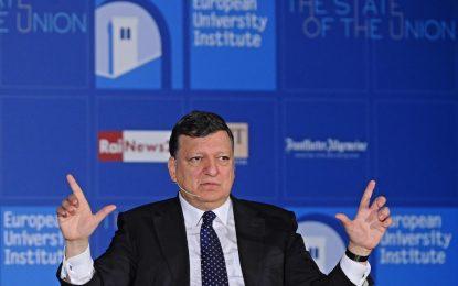 Великобритания става нула, ако излезе от ЕС, смята Барозу