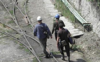 115 миньори стачкуват под земята в Бобов дол