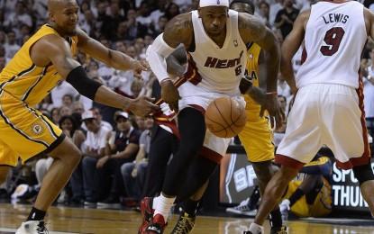 """НБА плейофи: Рей Алън закопа """"Пейсърс"""" с 4 тройки в края"""
