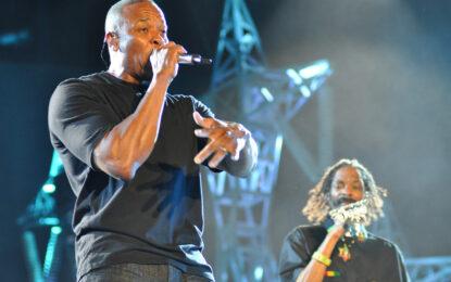Dr. Dre пуска първи албум от 16 години