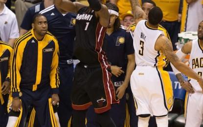 """НБА плейофи: """"Пейсърс"""" отърваха кожата"""