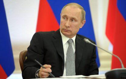 Путин забрани вноса на храни от държавите, наложили санкции на Русия