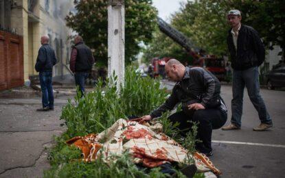Траур в Мариупол, референдуми – на 11 май