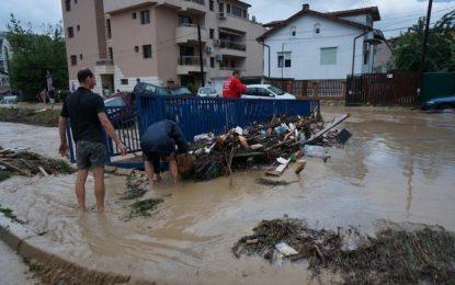 Хората от 108 къщи в Аспарухово са евакуирани