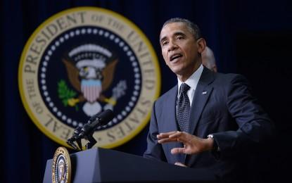Обама обеща помощ за Ирак, но не каза каква