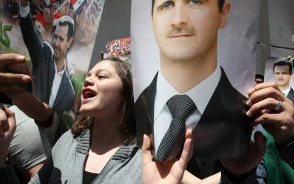 Асад на път да управлява законно Сирия до 2021 г.
