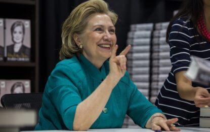 Хилъри Клинтън се готви за Белия дом