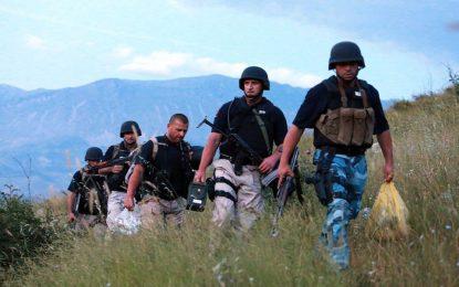 Албанската крепост на марихуаната не се дава