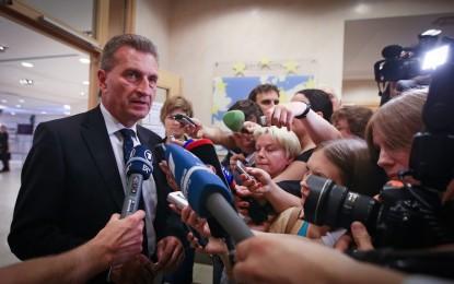 Газовите преговори между Москва и Киев пак зациклиха