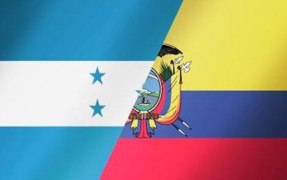 Еквадор обърна Хондурас и взе трите точки