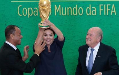 И Латинска Америка разследва FIFA