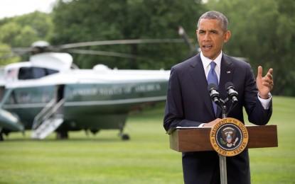 САЩ на стендбай за въздушни удари по Ирак