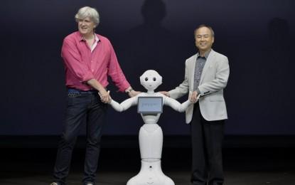 Японците пуснаха душа-робот за $1900