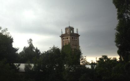 Отводняване – Водна кула 2014