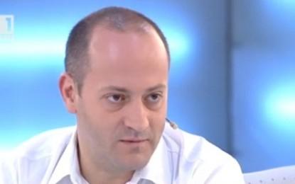 Радан Кънев: ГЕРБ + ДПС = ДПС