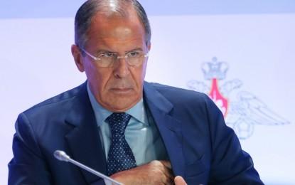 Москва отвръща на удара