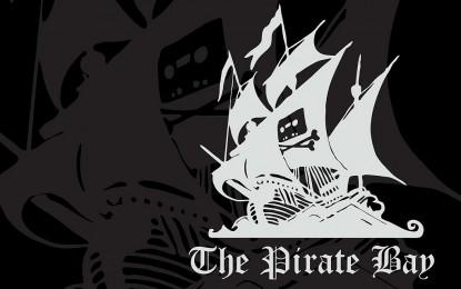 Pirate Bay вече директно стриймва пиратско кино