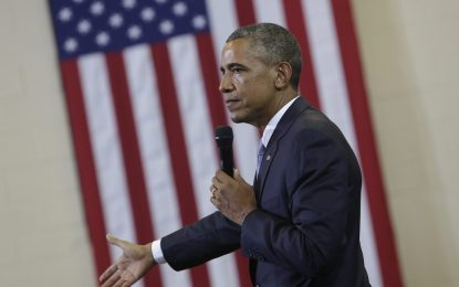 """Обама бори """"корпоративните дезертьори"""" със закон от 1969 г."""