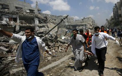 ООН безпомощно гледа насилието в Газа
