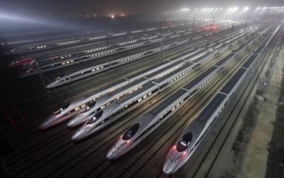 Китай обмисля железница по Пътя на коприната