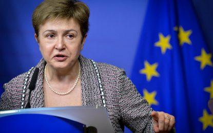Кристалина Георгиева иска повече пари за имигрантите през 2016