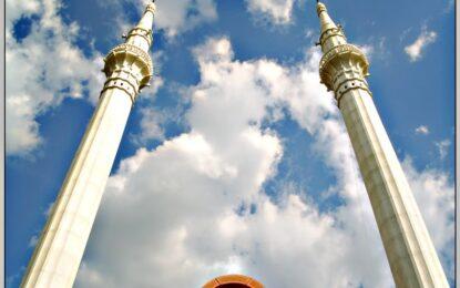 Джамия след джамия на Балканите, в Скопие – с 4 минарета